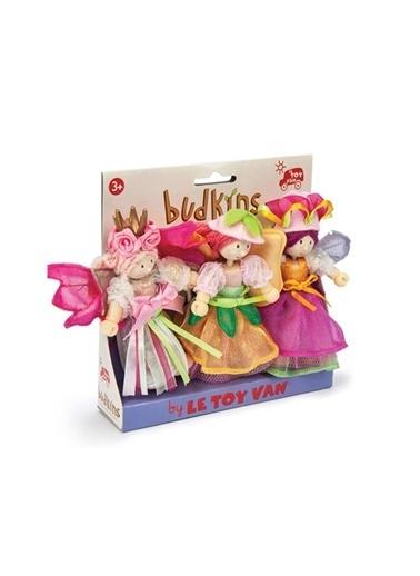 Le Toy Van Le Toy Van Üçlü Bahçe Peri Seti Beyaz